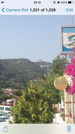 Orka Sunlife Hotel: The hotel and villas from Olu Deniz