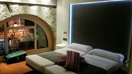 Hotel Francisco I: Habitación doble