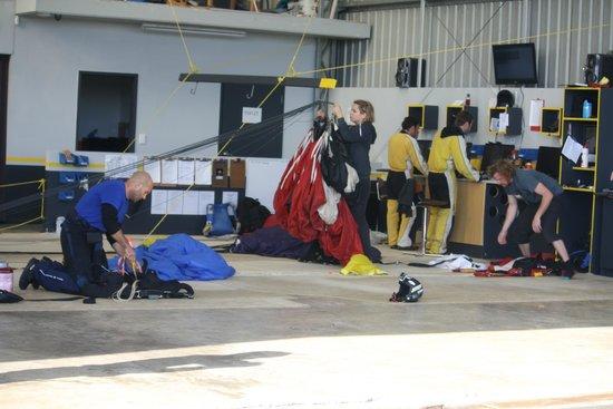 Skydive Bay of Islands: Skidiving team