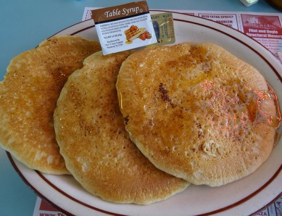 munch box: Pancakes
