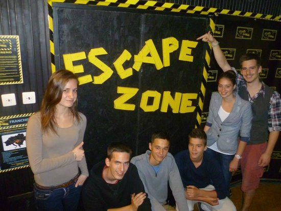 Escape Zone - Live Escape Game