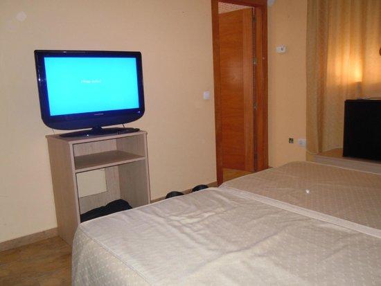 Hotel los Chiles: Habitación del hotel