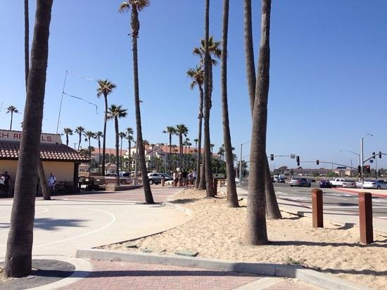 Huntington Dog Beach: another view...