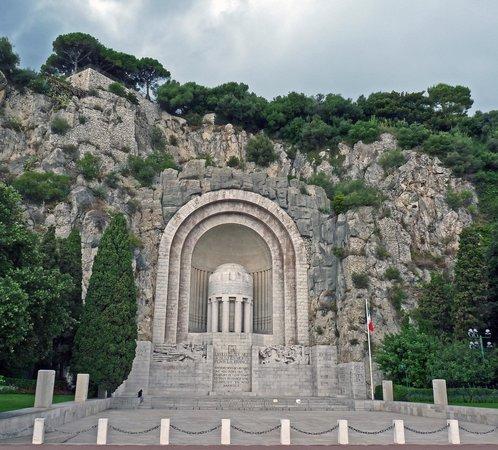Monument aux morts nizza die besten tipps tripadvisor for Designhotel nizza