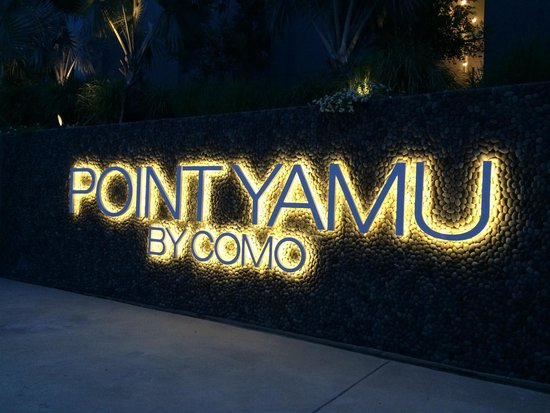 Point Yamu by COMO: Entrance