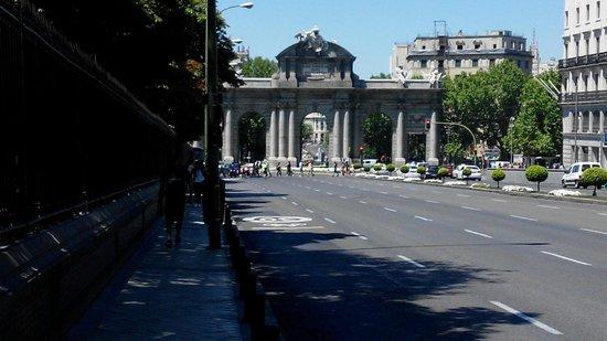 Mexico: Puerta de Alcalá
