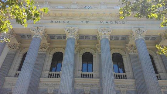 Mexico: Bolsa de Madrid