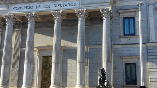 Mexico: congreso de los disputados