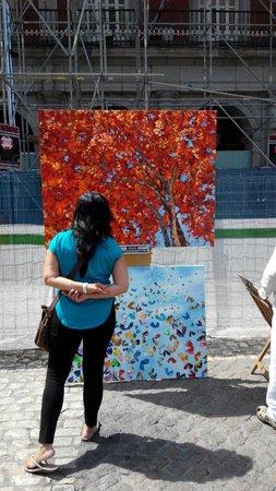 Mexico: Artistas en Plaza Mayor
