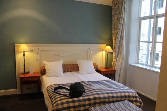 Copenhagen Plaza Hotel: Room 419