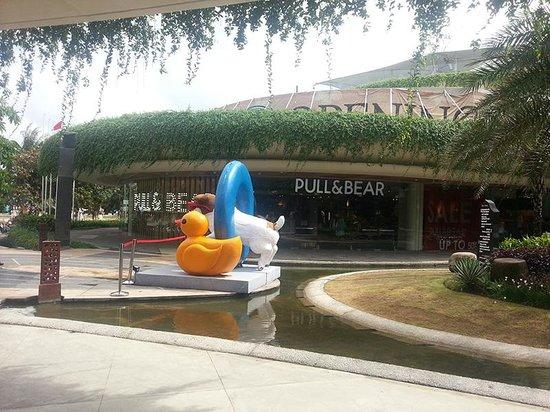 Beachwalk Shopping Center: Beachwalk Mall