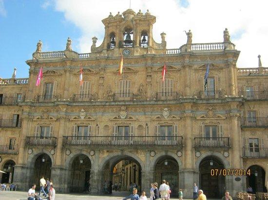 Salamanca's Plaza Mayor: Plaza Mayor