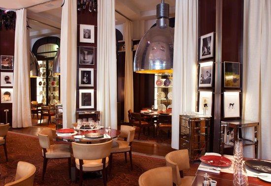 Le royal monceau raffles paris restaurant la cuisine photo de la cuisine le royal monceau - La cuisine hotel royal monceau ...