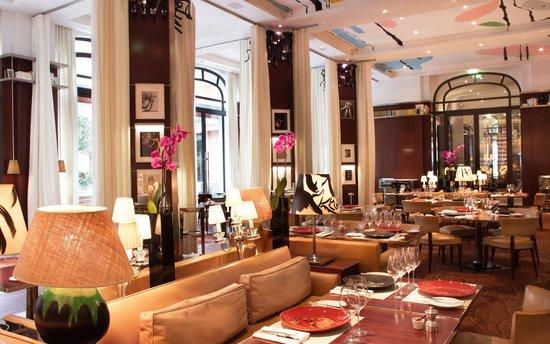 Le royal monceau raffles paris restaurant la cuisine for Restaurant la cuisine royal monceau