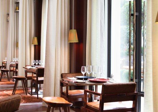 La Cuisine - Le Royal Monceau : Le Royal Monceau Raffles Paris - Restaurant La Cuisine
