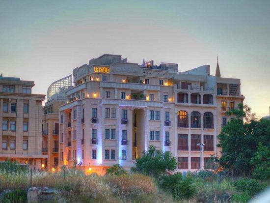 르 파찌오 부티크 호텔
