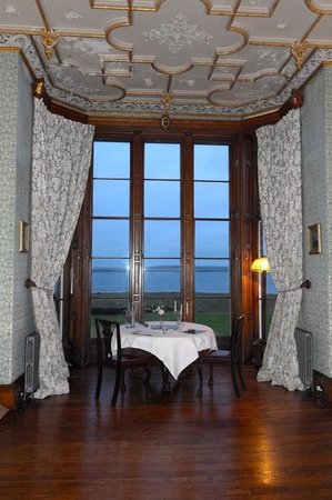 Balfour Castle: Drawing Room