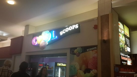 Cool Scoops: Entry