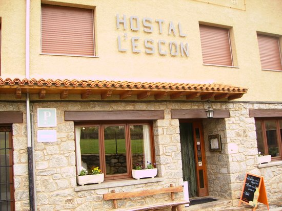 HOSTAL L'ESCON