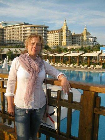 Baia Lara Hotel: На территории отеля