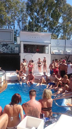 Sisu Boutique Hotel & Spa: Pool Party @ Sisu
