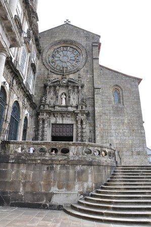 Igreja de Sao Francisco: Entrance for the church.