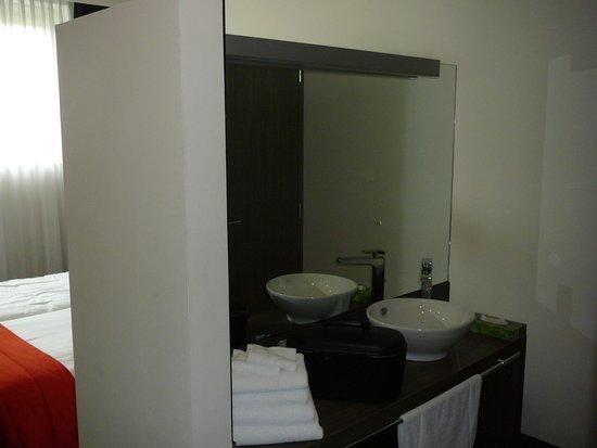 Hotel Al Mulino : Badkamer