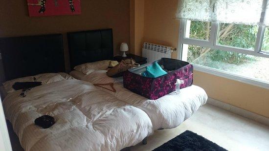 Sisu Boutique Hotel & Spa: bedroom with en-suite