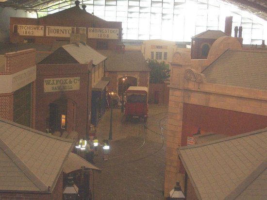 Milestones Museum: A view from the entrance