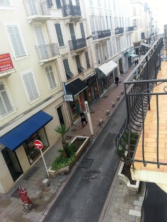 Hotel Le Florian: Street view
