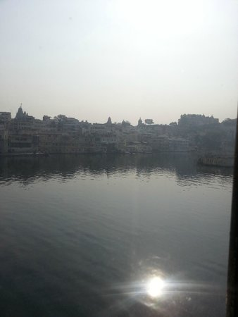 Hotel Thamla Haveli: View from our hotel