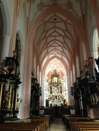 Basilica St.Michael: Interior