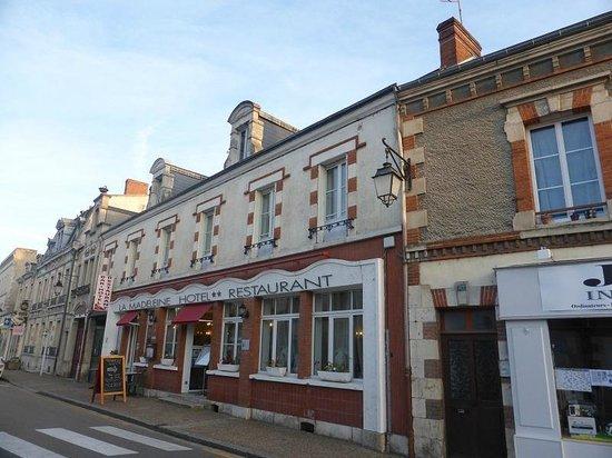 La Madeleine : Hotel