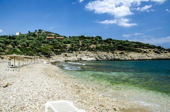 Aeria Hotel: пляж