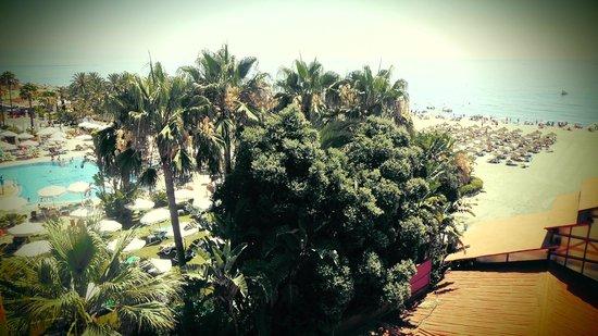 Hotel Tropicana: rustgevend uitzicht