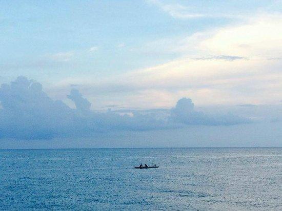 Danao Coco Palms Resort: Calm