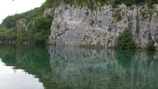 Plitvice Lakes National Park : озеро