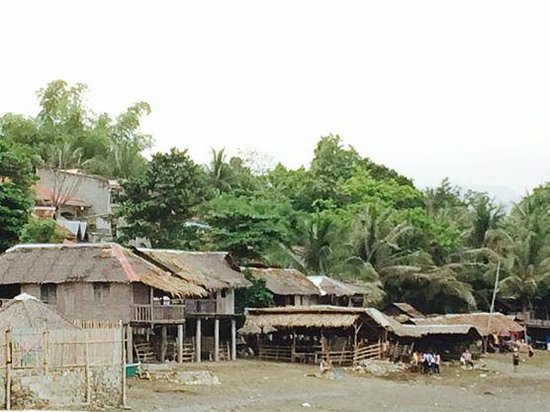 Danao Coco Palms Resort : Village