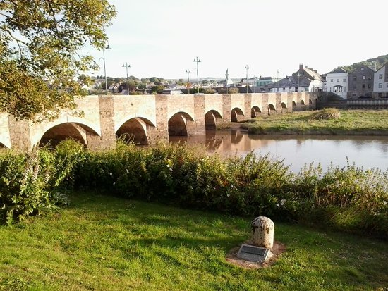 Wadebridge Bed and Breakfast: The Old Bridge, Wadebridge