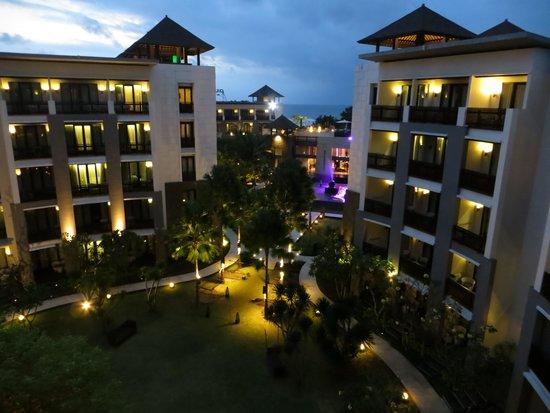 Pullman Bali Legian Nirwana: view from our room