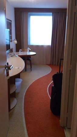 Mercure Toulouse Centre Compans : Beau volume