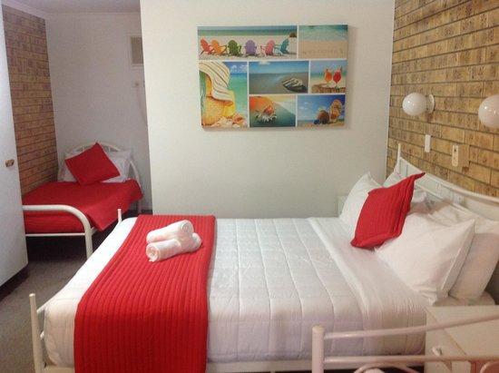 Beerwah Motor Lodge: Standard Room