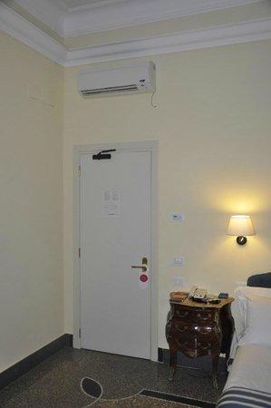 Welcome Piram Hotel : klimatyzacja