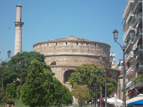 Paleochristian and Byzantine Monuments of Thessalonika Picture of