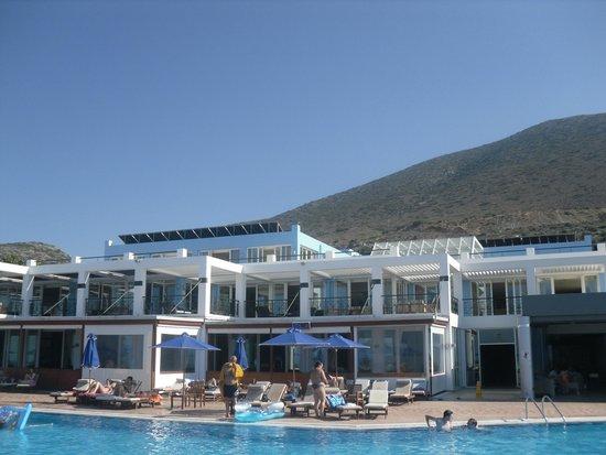 Imperial Belvedere: Top pool