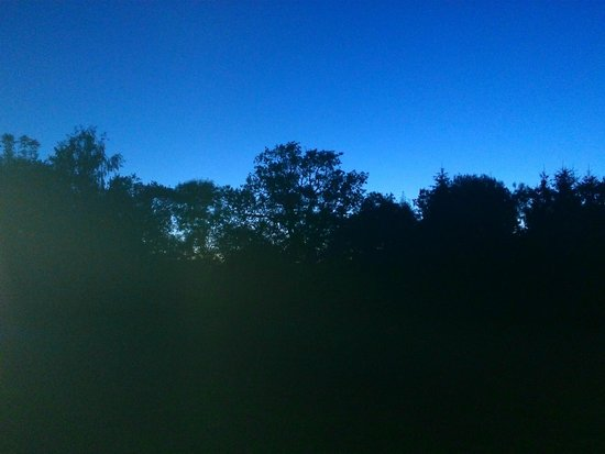Lakeside Caravan and Camping Park: Night sky