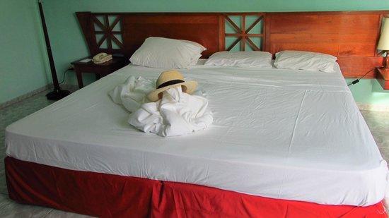 Barceló Solymar Arenas Blancas Resort: Detalle en la habitación