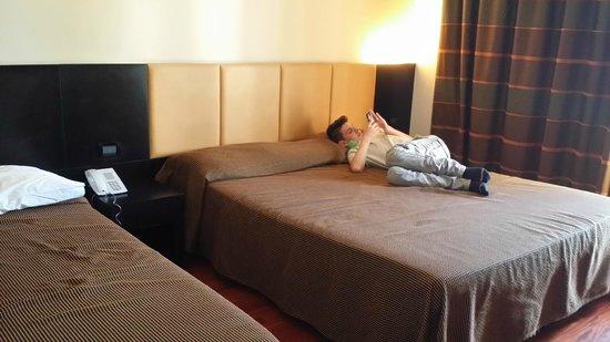 Victoria Terme Hotel: Camera