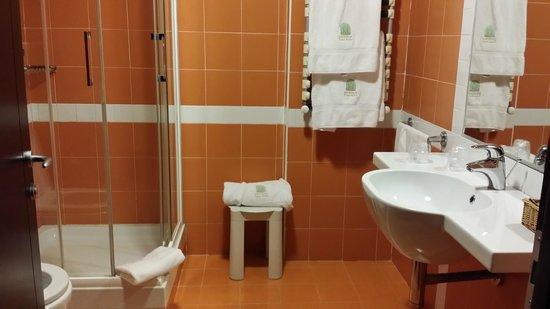 Victoria Terme Hotel: Bagno