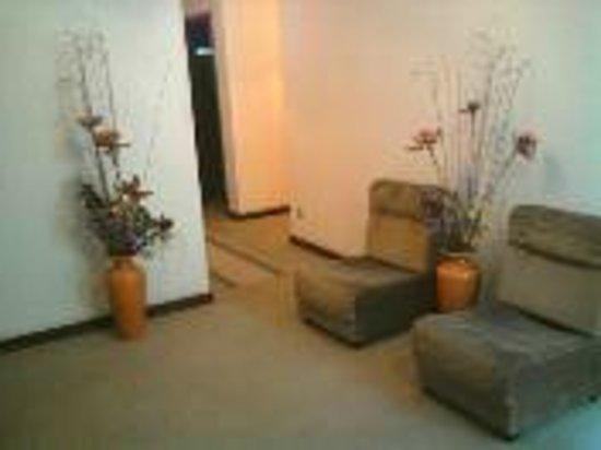 Residencial a Princesa do Ave: Hall para os quartos